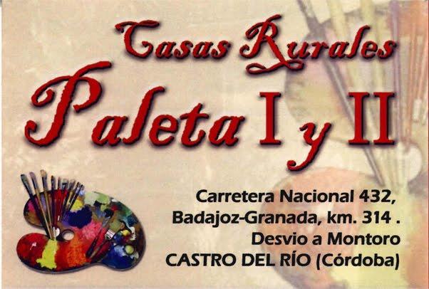 Casas Rurales Paleta I y II
