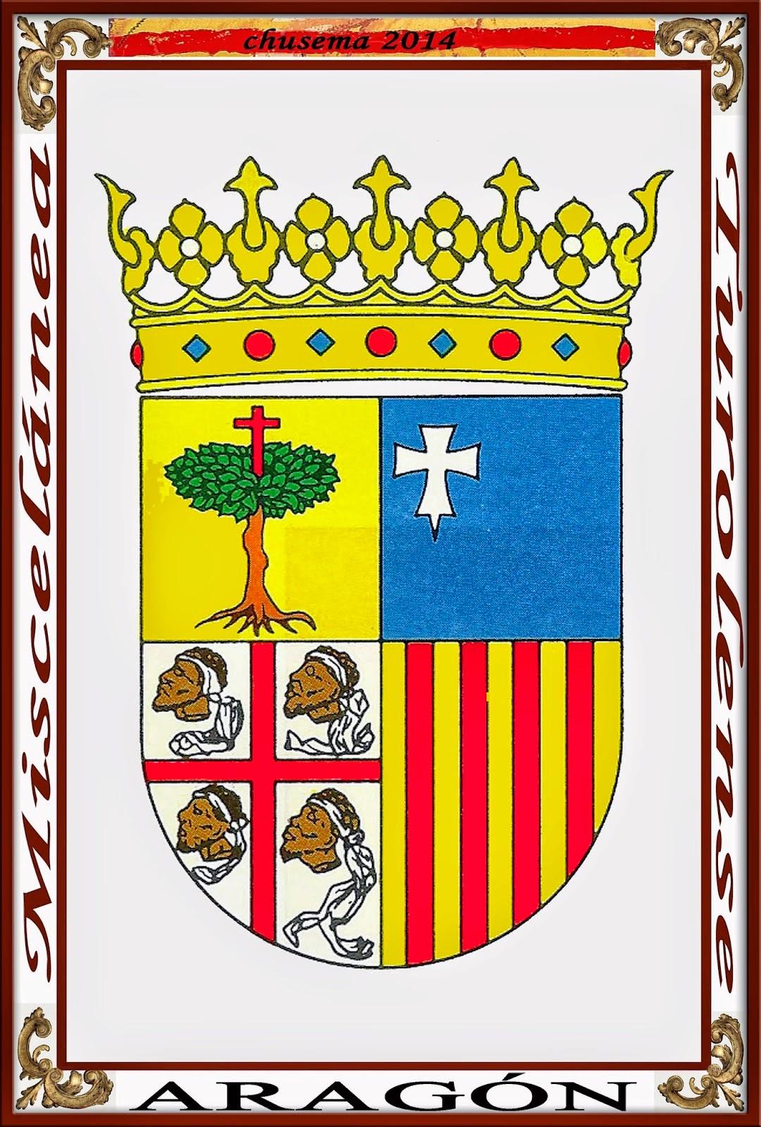 BLASÓN DE ARAGÓN