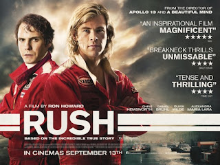 Rush Movie Banner Poster