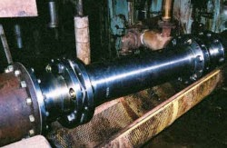 Paper Mill Disc Coupling - mfg by Lovejoy