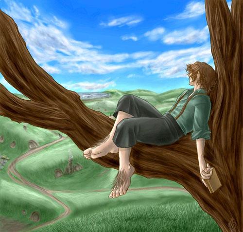 Os  Mundos virtuais e literários, são reflexos do mundo em que respiramos