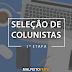 Seleção de colunistas 2° semestre de 2015
