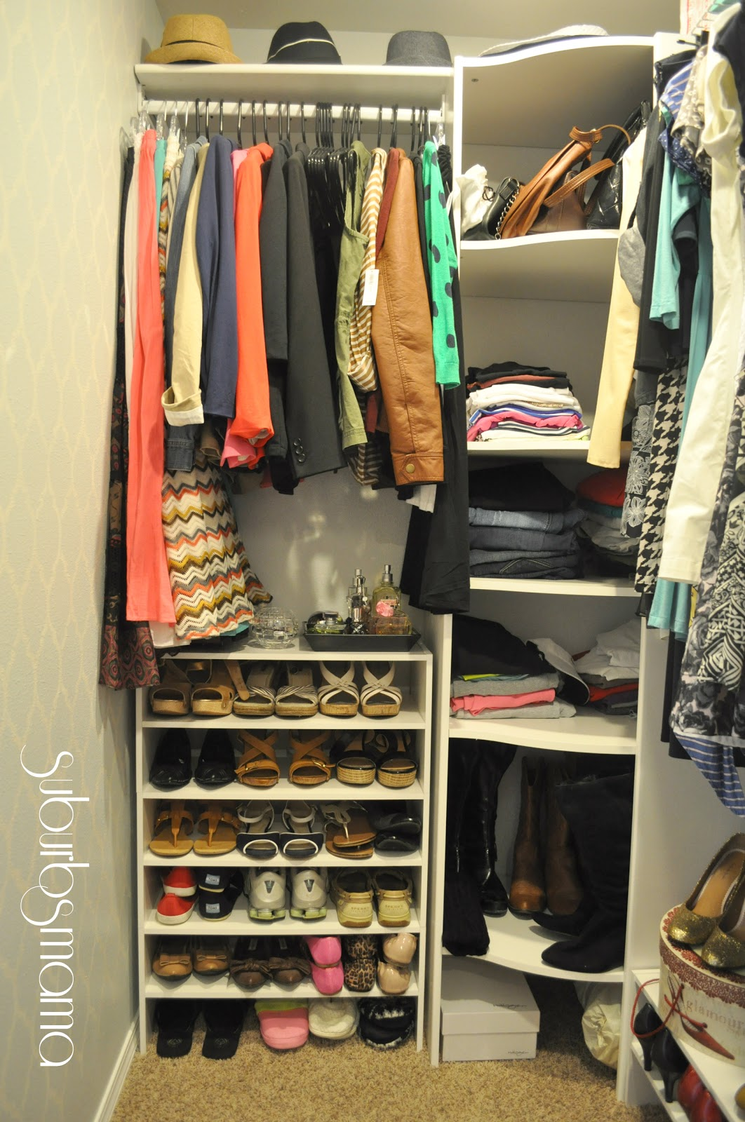 Suburbs Mama My Own Closet