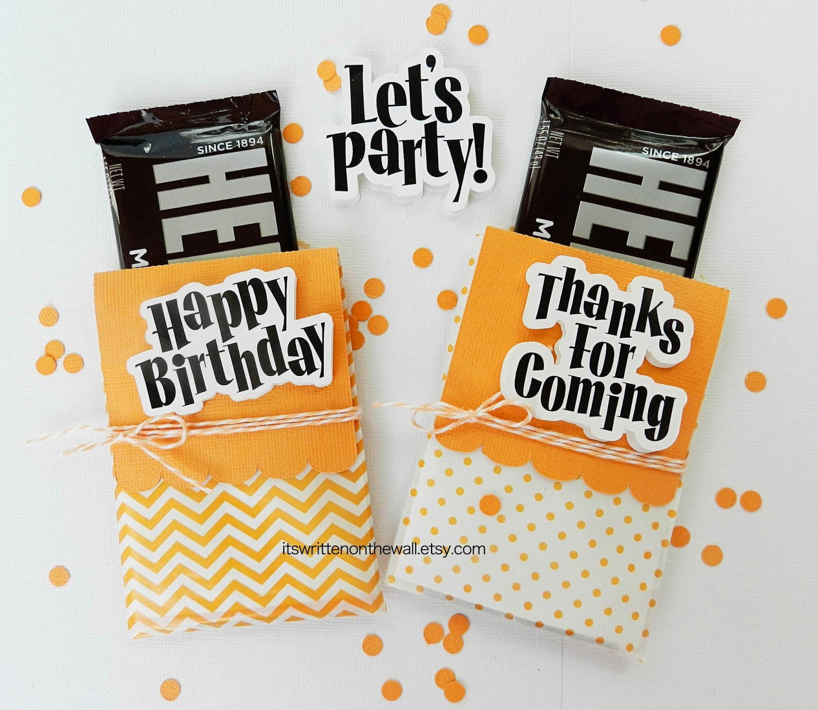 Sweet Party Favors-4 Colors to Choose From