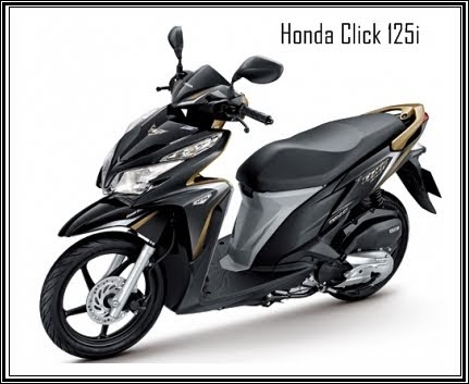 New Honda Click 125i Hijab Tutorial 2013