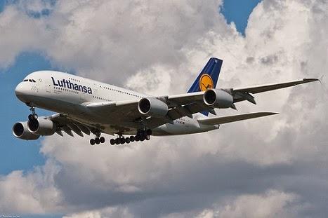 Lufthansa ~ Επιτρεπόμενα Όρια Αποσκευών.
