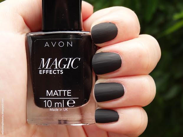 avon magic effects matte