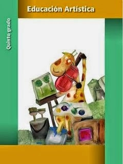 Libros de texto ciclo escolar 2014-2015 Educación Artística por bloque