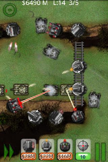 Armored II: Tower Defense apk Download Game Android
