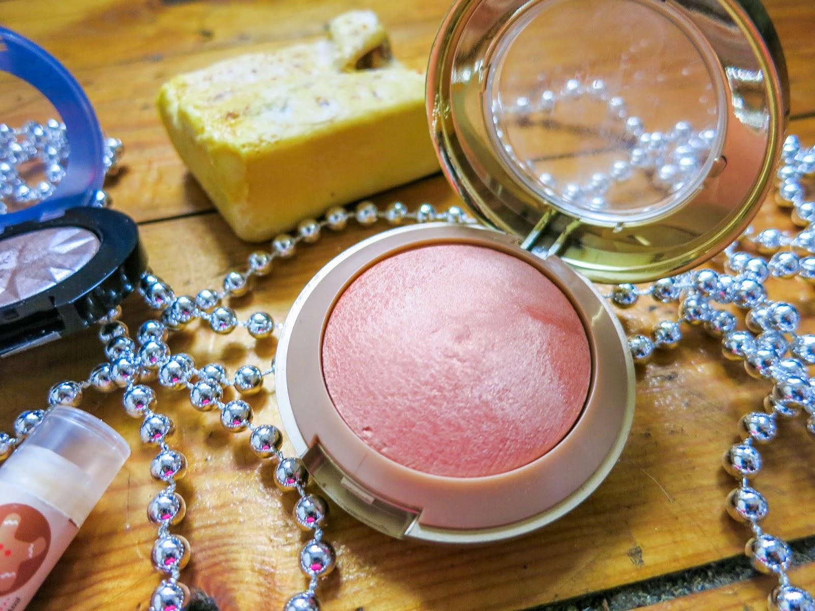 November Beauty Favourites Milani Luminoso Blush