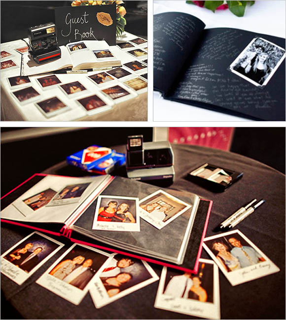 The Paisley Press: 10 Guest Book Ideas! (to Be Continued