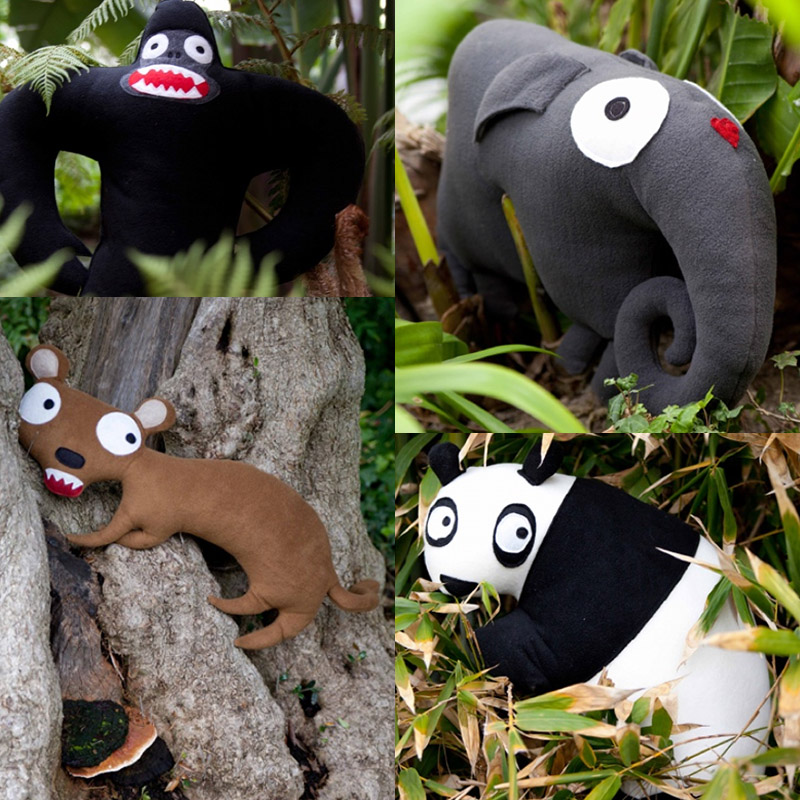 IndyPlush - Endangered Species Plushies and Cool Stuffed Toys With A Conscience.