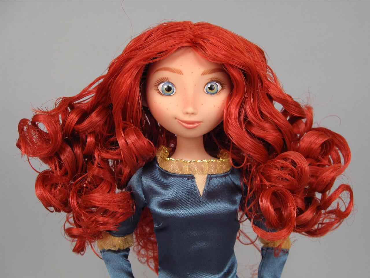 2014 Merida Disney Store