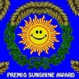 PREMIO SUNSHINE AWARD.2011