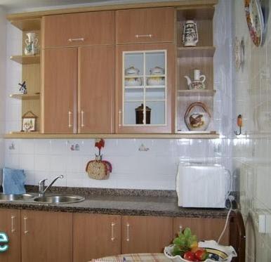 Aprender hacer bricolaje casero como pintar muebles de cocina - Pintar muebles de cocina ...