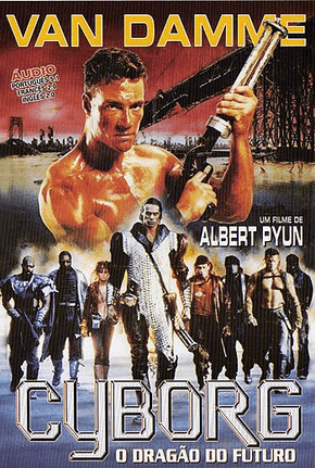 Filme Cyborg - O Dragão do Futuro (Blu-Ray) 1989 Torrent