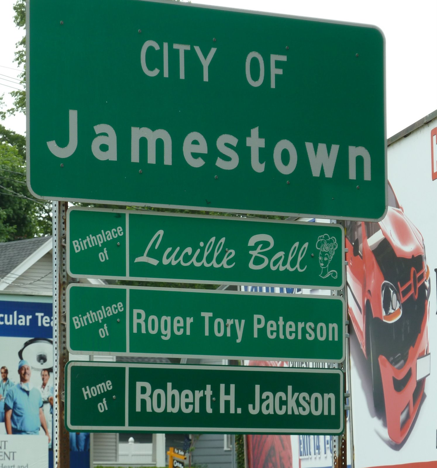 Munday S The Arizona Roadrunners Jamestown New York