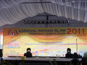 Tongkat Ali Nu-Prep 100 Inovasi Islam 2011, 'Wuduk Yang Lama Bersamanya'