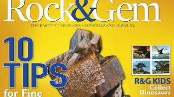 Rock & Gem Magazine febrero 2015 - descargar !