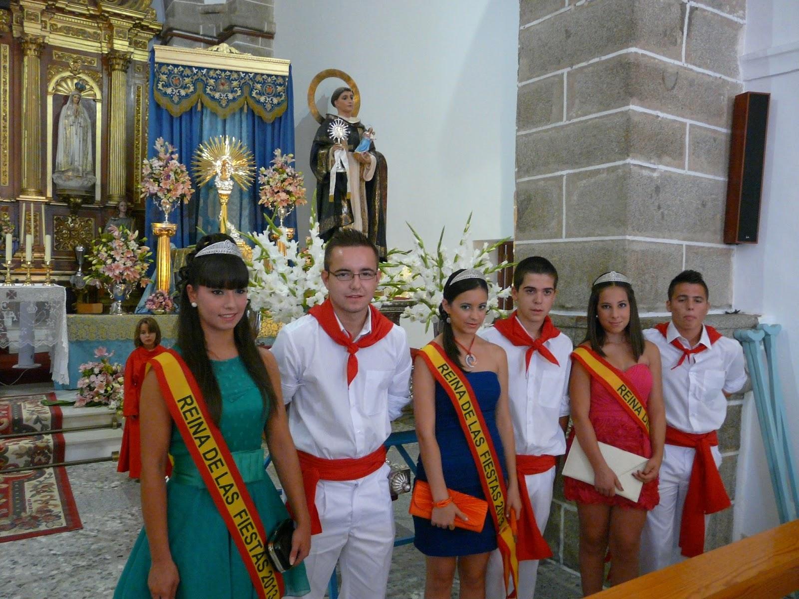 Parroquia san mateo celebraci n de san jacinto patr n de for Villanueva del duque