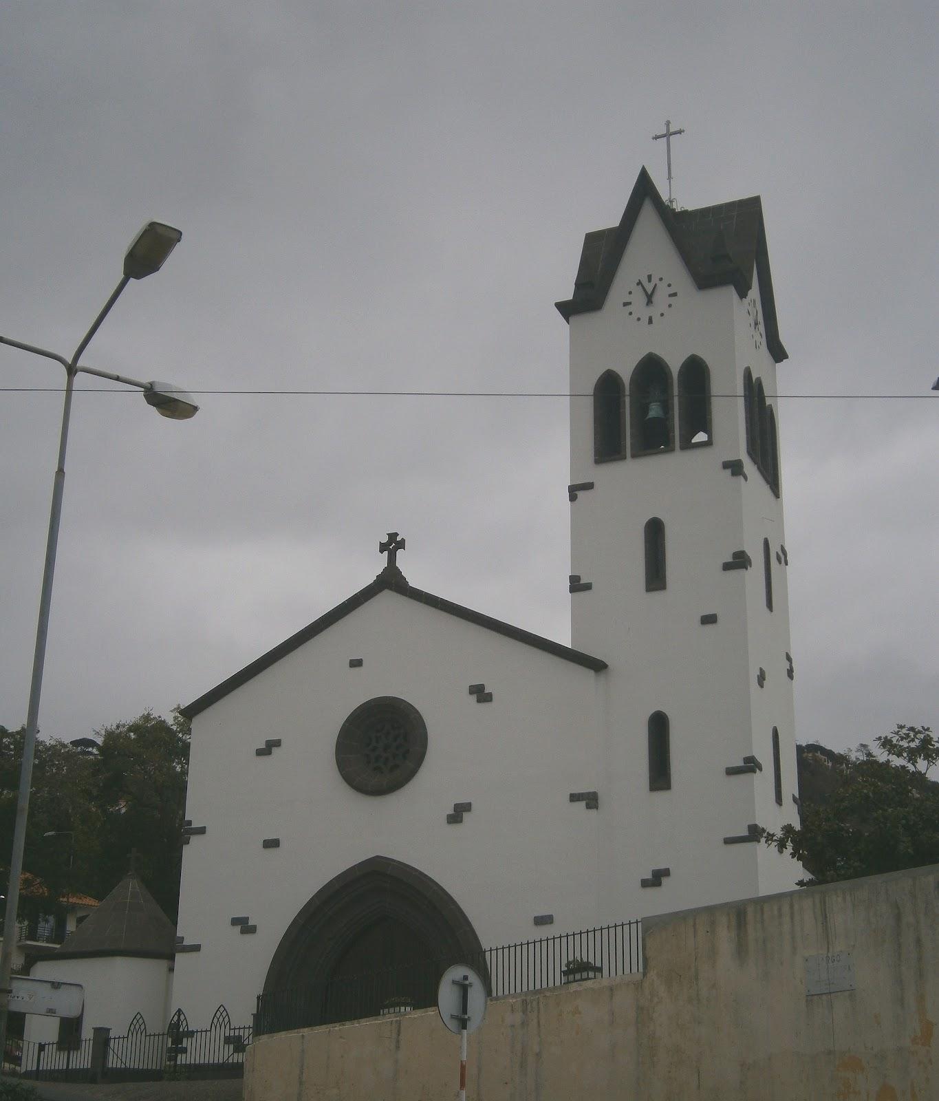 fotográfico: IGREJA PAROQUIAL DE SÃO GONÇALO FUNCHAL (Madeira) #575142 1365x1600
