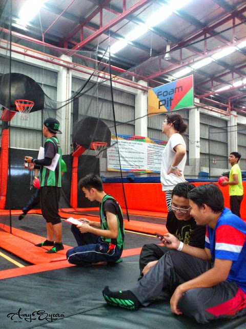 jump street trampoline parks review