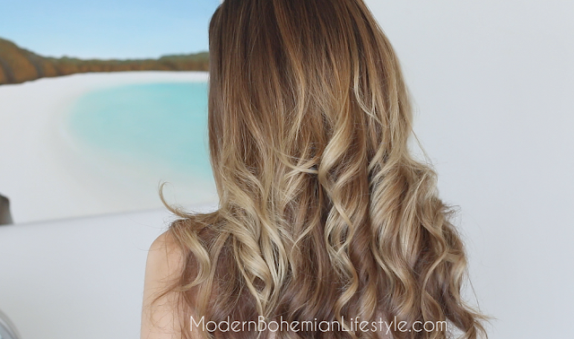 How To Ombre Balayage Hair At Home