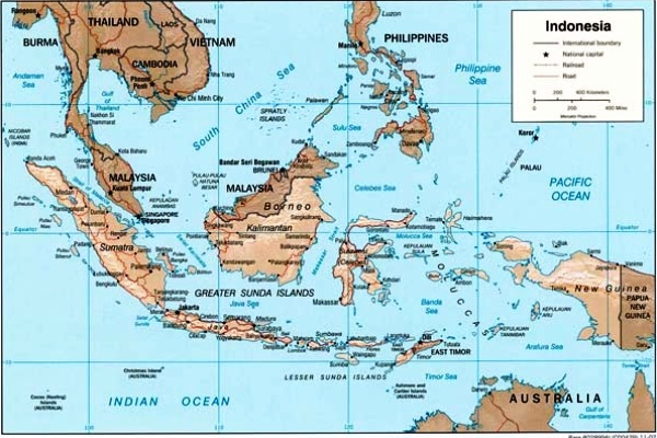 Koordinat Peta