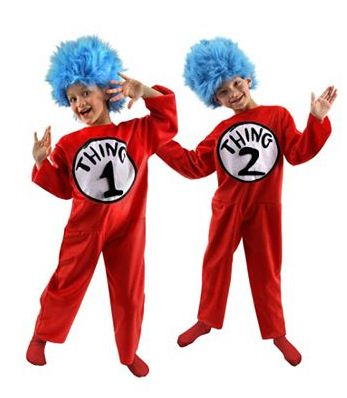 its lots of fun and its unique as kids only twins can really pull this costume off and its unisex so it works for boys and girls - Halloween Costumes For Boy And Girl