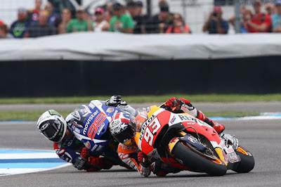 Lorenzo: Saya Sangat Kelelahan Kejar Marquez