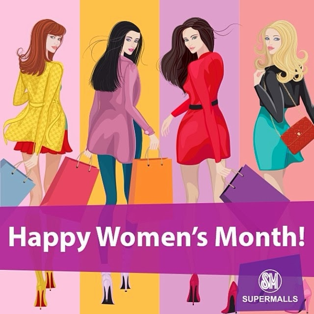 Happy Women's Month