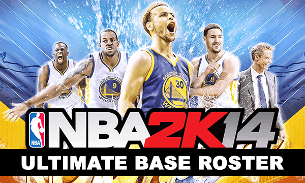 NBA 2K14 PC Ultimate Base Roster