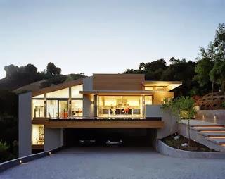 Cantiknya Model Rumah Minimalis - Kreasi Iseng MizTia
