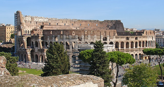 Le Colisée de Rome