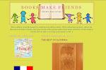 Náš projekt Books make friends and friends make books