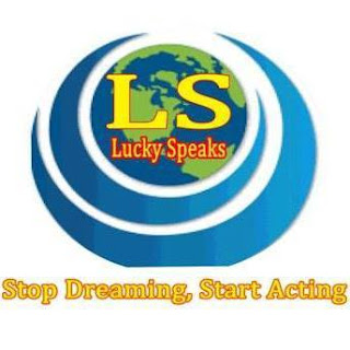 LUCKY SPEAK ENGLISH COURSE