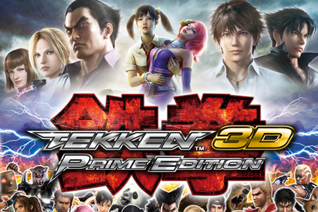 Review: Tekken 3D Prime Edition