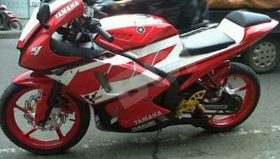 Aksesoris Variasi Motor Yamaha Byson