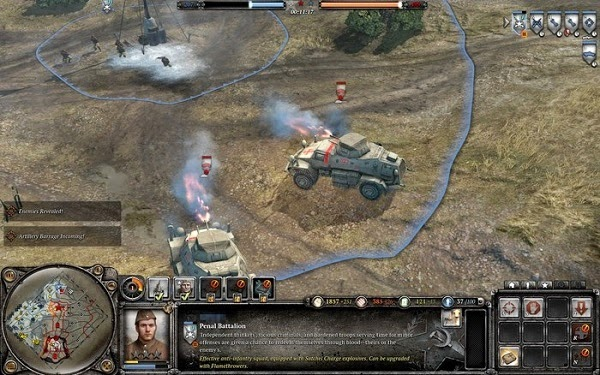company of heroes action game