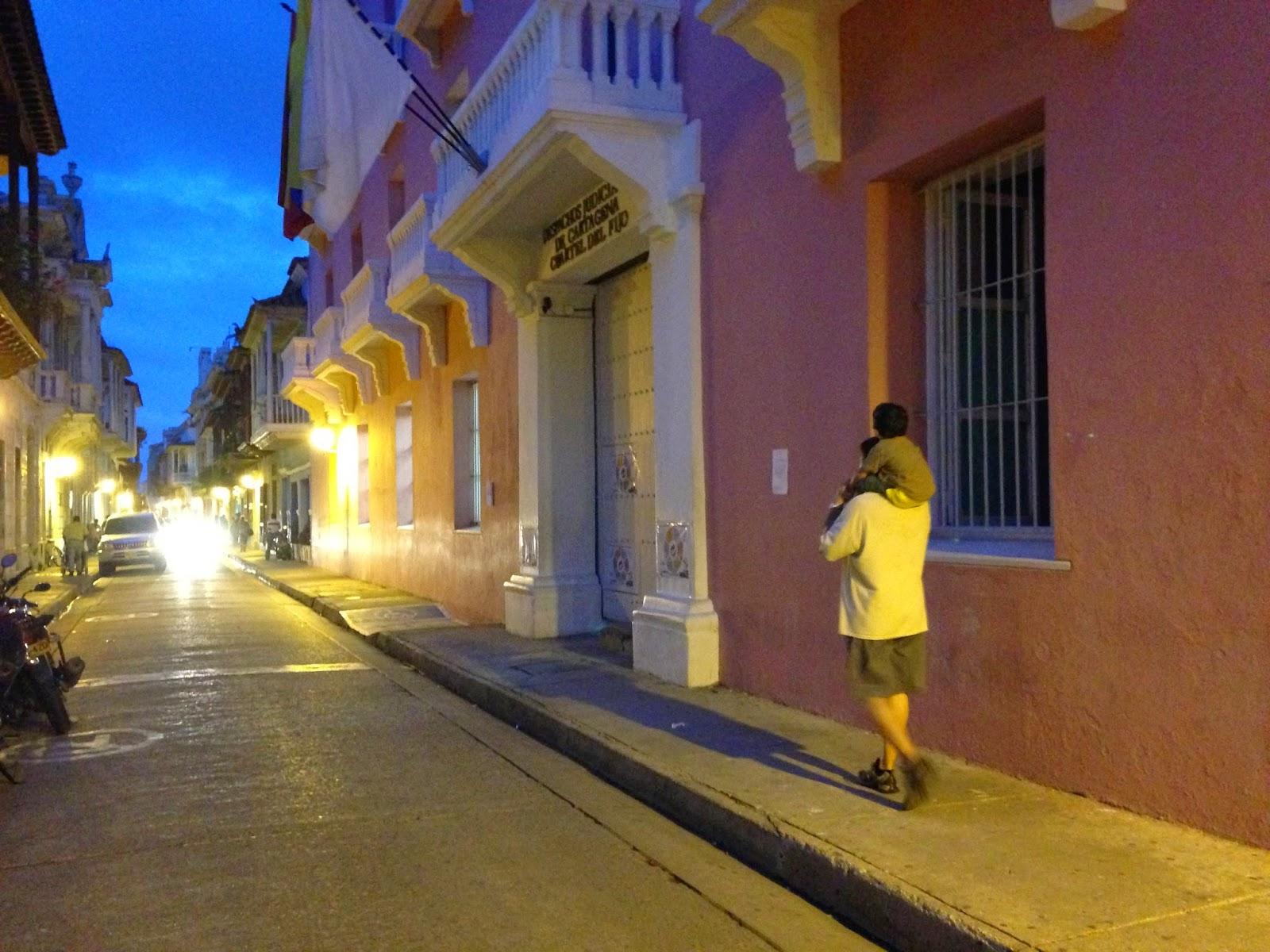 cartagena caribe colombia