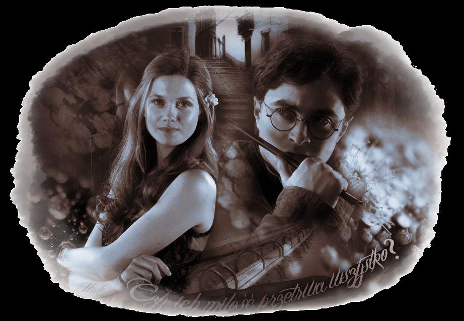 Harry i Ginny - Czy ich miłość pokona wszystkie problemy?