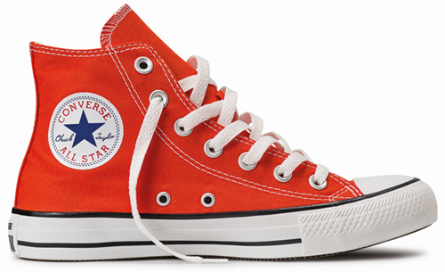 tenis vermelho Converse Chuck Taylor All Star Seasonal Colors