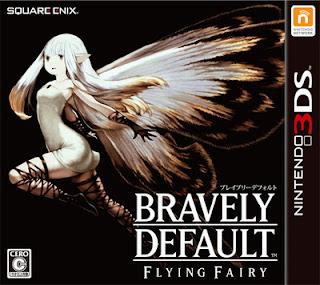 bravely default flying fairy box art japan Rumor   Bravely Default: Flying Fairy   Possibly To Be Localized?