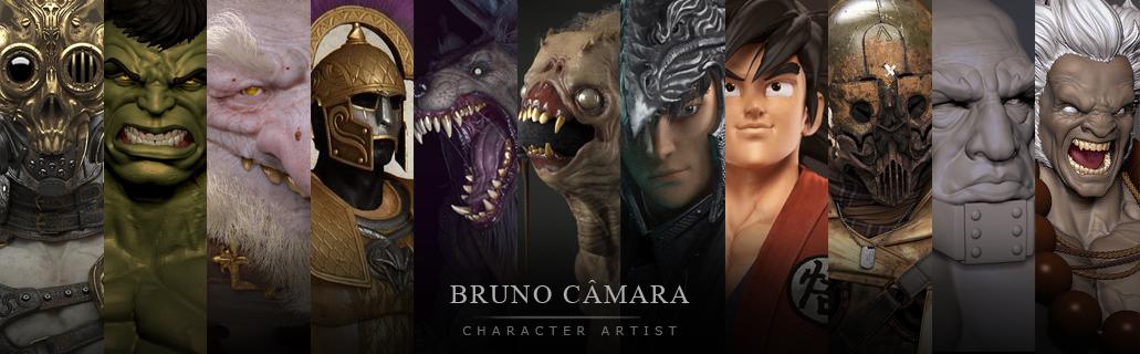 Bruno Câmara | Character Artist
