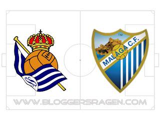Prediksi Pertandingan Malaga vs Real Sociedad
