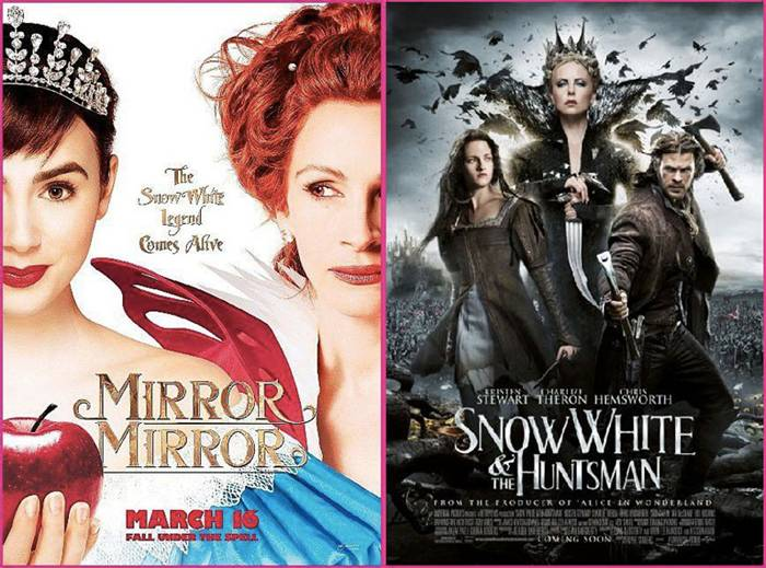 11. Mirror Mirror | Snow White & the Huntsman – 2012