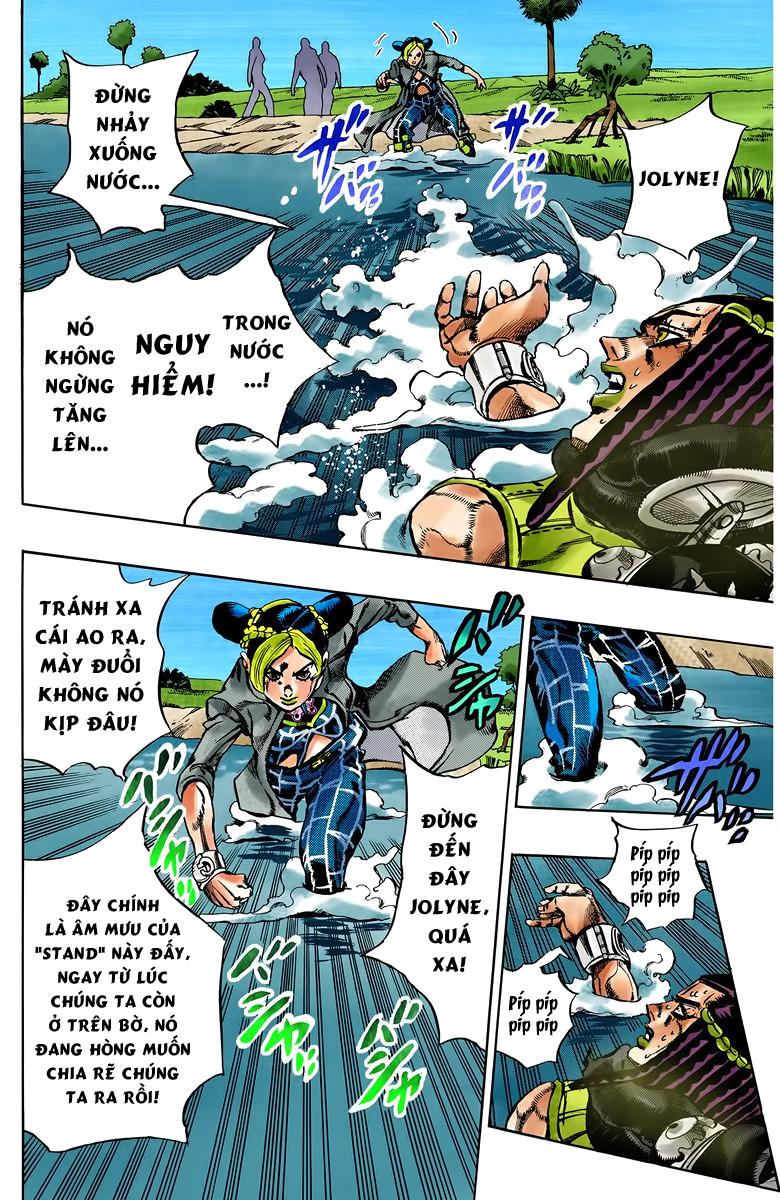 JoJo's Bizarre Adventure Chap 622 - Trang 17