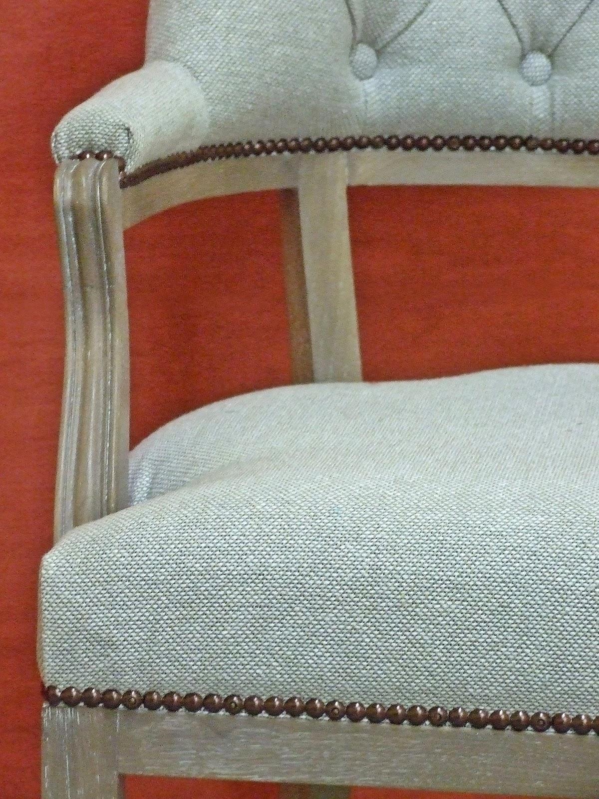 El taller de yoyo antigua silla capiton de correos - Como tapizar sillas antiguas ...