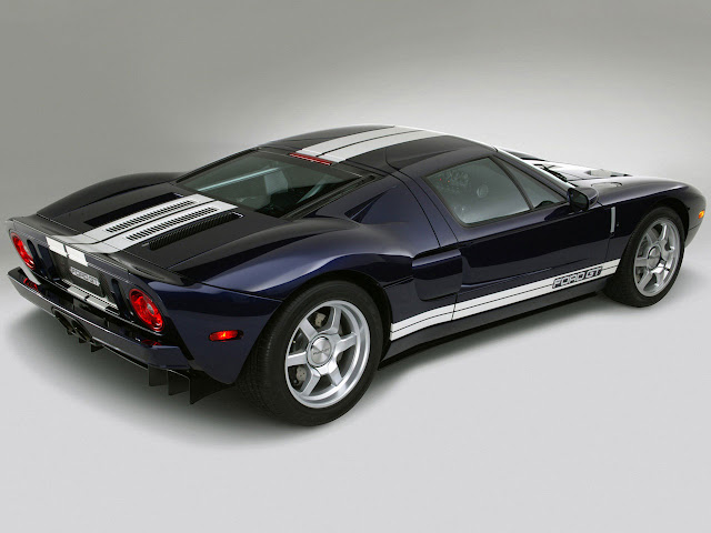 Cars Ford GT (2005) Photo Gallery Wallpapers