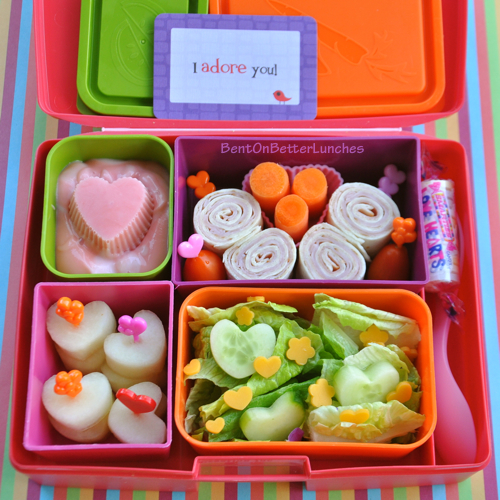 Sweetheart Laptop Lunches bento school lunch